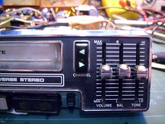 Hanimex Cassette Player
