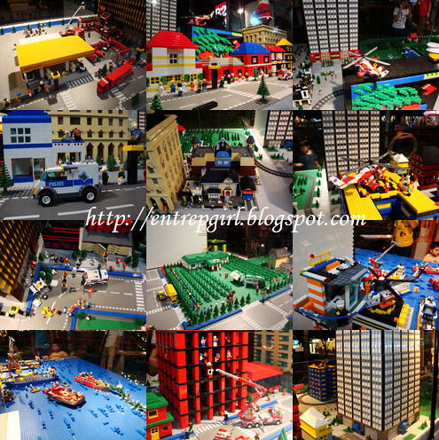 Lego Island collage big 2
