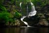 Exotic Fulmer Falls at Pennsylvania