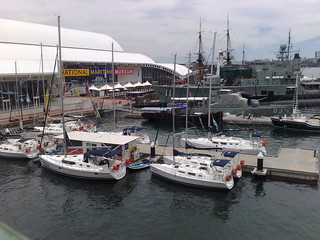 Great spot for a maritime museum