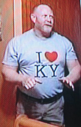 Roger Hazard loves KY. From