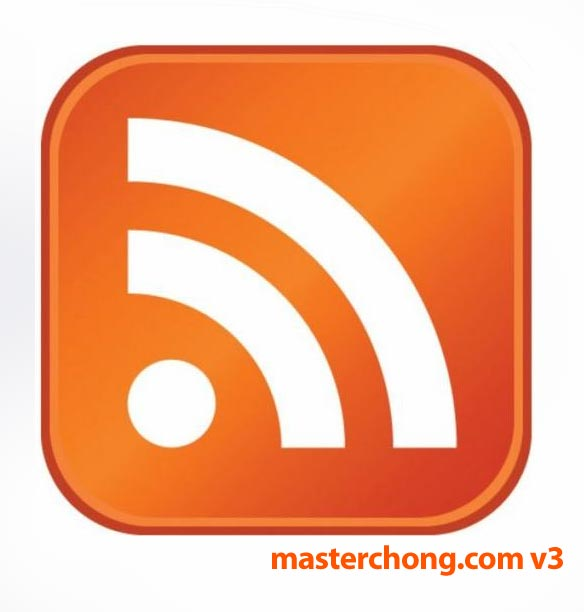 RSS Masterchong.com V3 for Updates