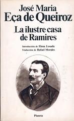 JOsé María Eça de Queiroz, La ilustre casa de Ramires