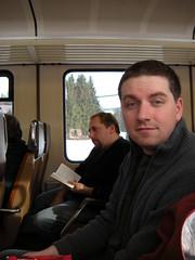 Train Ride to Neuschwanstein Castle
