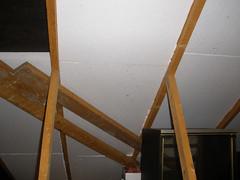 Five more attic insulation sheets...