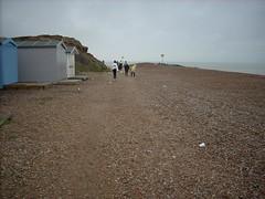 Start of Beach Section