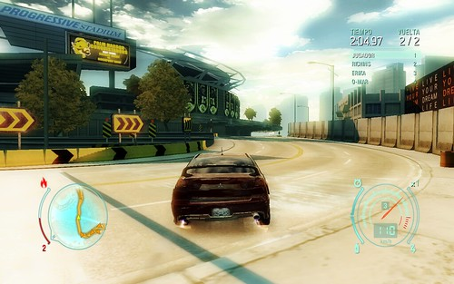 3120558838 92098b992d, Captura de pantalla. Análisis Need for Speed: Undercover PC