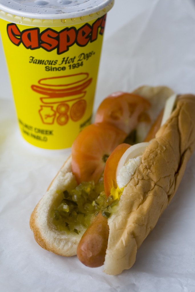 Official Hot Dog Of The Oakland A S