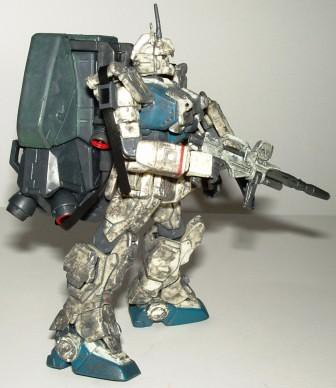 Gundam loose Scarred RX-79(G) EZ-8 c by you.