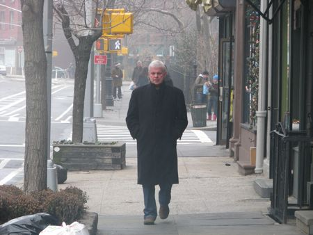 Bob Frause in the West Village