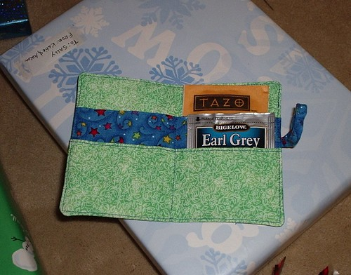 Katie's Tea Wallet