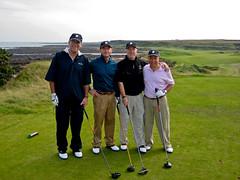 ScotlandDream-108 (Richard Minkin) Tags: scotland group richard winfield stern kingsbarns golfguys