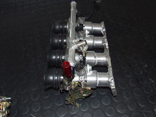 Throttle Bodies Manifolds And Other Custom Parts