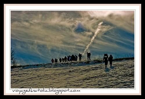 Climbing Mt. Mire by voyageAnatolia
