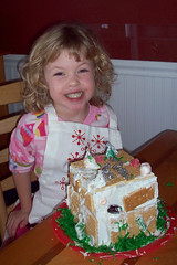 Ginger bread house A