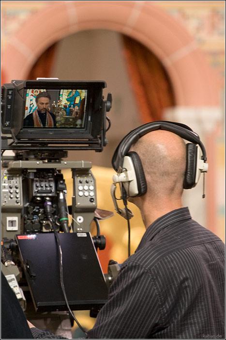 ZDF накануне трансляции