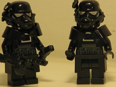 The brotherhood of steel knight (antha) Tags: gun lego prototype custom fallout ppsh brickarms