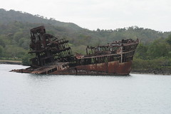 Rusting Wreck