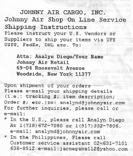 Shopping In The Us Has Never Been This Easy With Johnny