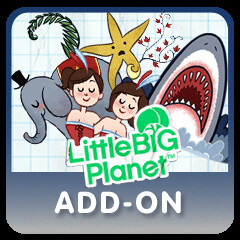 LittleBigPlanet Add-On VeraBee Sticker Pack