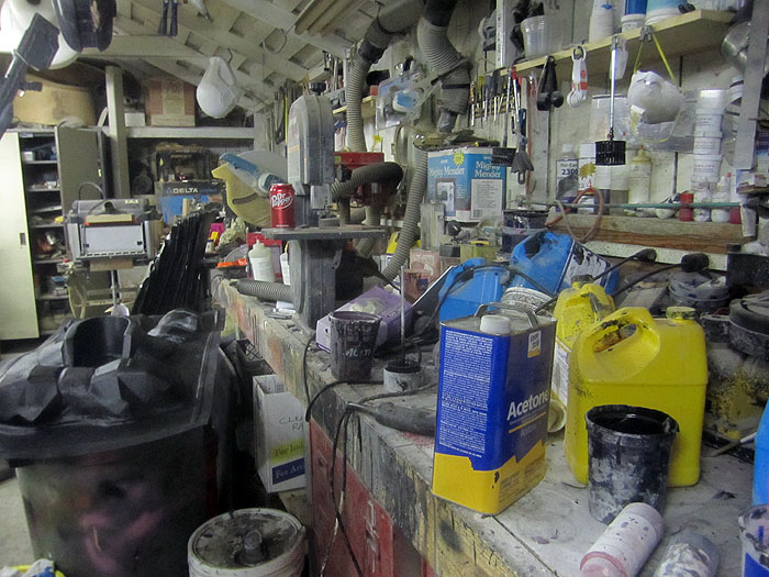 Workshop Mess 1
