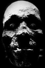 (Farlakes) Tags: collage awakening cut zombie paste haunted boo scanned mummy nieuwe plak boe knip awaking farlakes