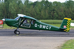 G-BWCY (QSY on-route) Tags: club fly 55 th aero in lincon sturgate egcs gbwcy 04062011