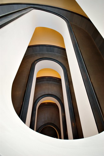 Vatican Stairs - The Way Up