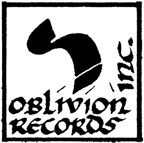 Oblvion Records logo