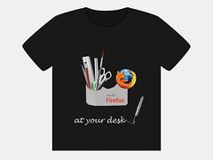 Samarreta del Firefox