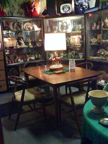 Our new dining room set