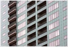 Balconies and windows | Balkonnen en ramen (Dit is Suzanne) Tags: window netherlands architecture balcony balkon nederland denhaag centraalstation thehague architectuur raam zuidholland архитектура denhaagcentraal окно балкон views500 lafenêtre img3097 нидерланды ©ditissuzanne canoneos40d tamron28200mm13856 10032008 geo:lat=52080666 geo:lon=4325116 гаага