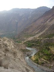 Cotahuasi paysage