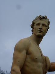 statue closeup