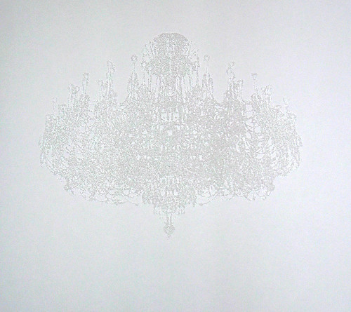 "Sugar Chandelier ""La morte equise"""