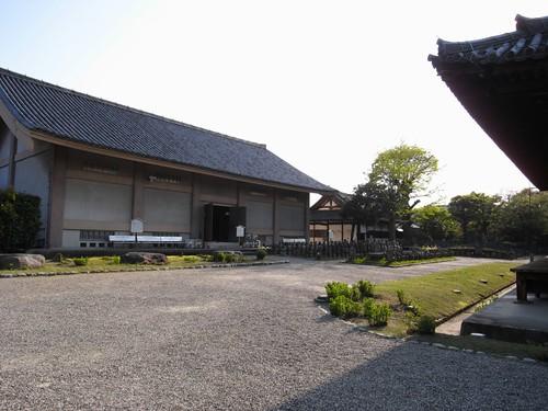 元興寺(収蔵庫)-13