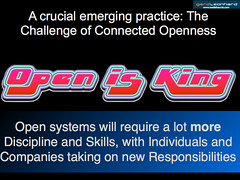 The challenge of Openness