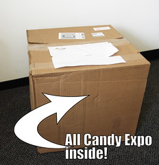 All Candy Expo Sample Box