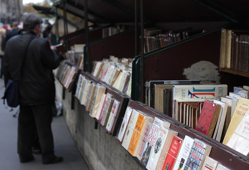 Paris, books