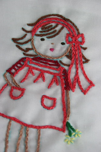 some wee wonderfuls embroidery