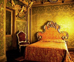 Bedroom from the Palazzo Sagredo (ggnyc) Tags: nyc newyorkcity venice italy museum bed bedroom italian gallery manhattan interior corinthian cupid met satin baroque gilded interiordesign 18thcentury stucco alcove metropolitanmuseumofart paneling marquetry cupids damask pilaster putti pilasters amorini europeandecorativearts antechamber brocatelle stuccowork palazzosagredo gasparediziani broccatello sagredopalace abbondiostazio carpoforomazzetti