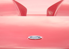 Ford detail (pedro vit) Tags: red detail ford car closeup bigmomma fordlogo challengeyouwinner ltytr1