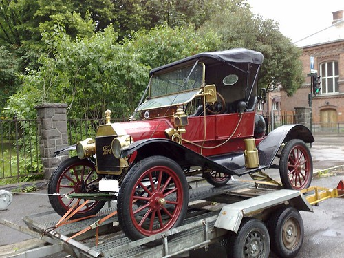 Kristiania 2 oldsmobile
