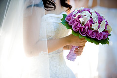 The Details (arkworld) Tags: flowers wedding bride veil sold gown weddingdress boquet weddinggown bridalbouquet beautifulbride canon70200f28lis weddingboquet thedetails veilwedding cywedding