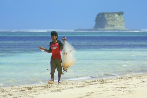 fisherman at Sumerang