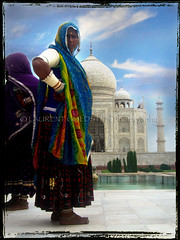 """Enter thou My Heaven"" (designldg) Tags: people woman india heritage fashion architecture muslim tajmahal agra marble quran femininity mughal rajasthani uttarpradesh भारत indiasong articulateimages stunningphotogpin"