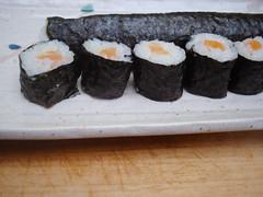 Como fazer sushi ~ 16