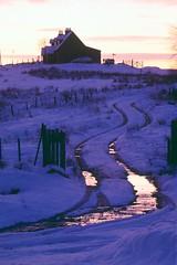 Winter cottage (JohnMac.www.john-macpherson-photography.com) Tags: scotland invernessshire fortaugustus