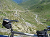 Col du Saint Bernard - Swiss Side