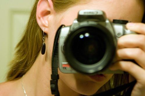 20/365: Loving my new earrings